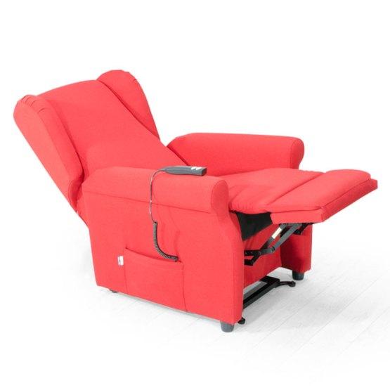 Poltrone Relax Per Anziani.Poltrona Relax Reclinabile Per Anziani E Disabili Mod Poly