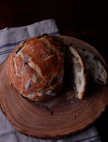 Olive Artisan Bread