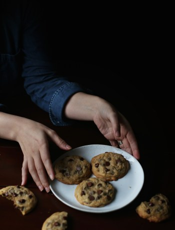 The perfect soft chocolate chip cookie recipe