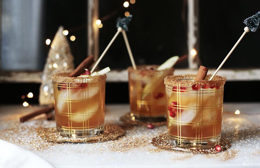 Chai Tea Spritzer