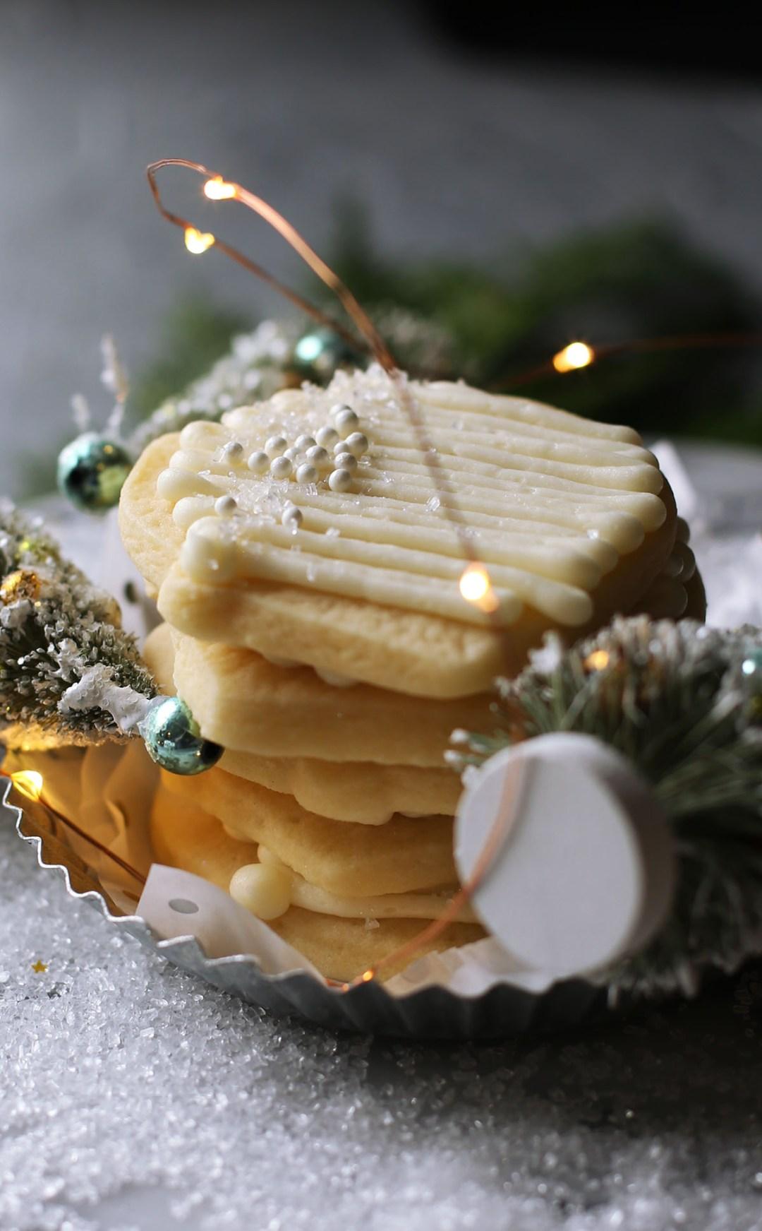 Marilyn's Soft Sugar Cookies, Merry Christmas!