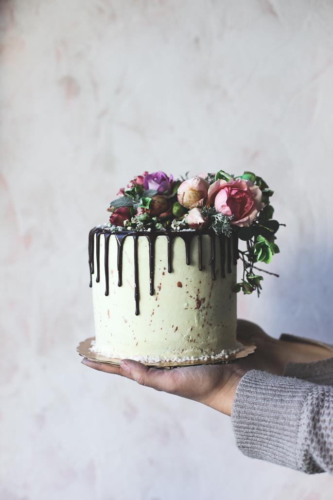 Cake Decorating and Styling Workshop, Feb 2018