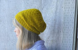 Ellery Hat by Marie Greene