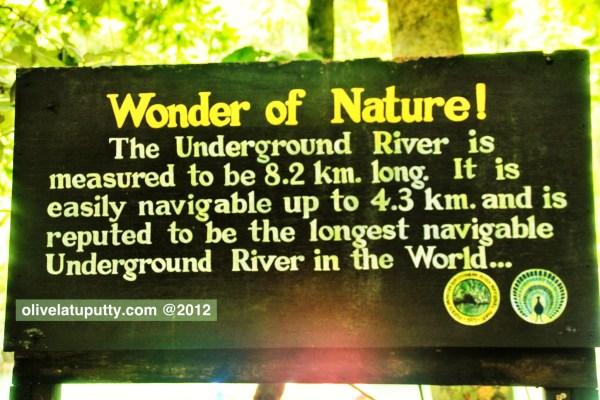 sungai bawah tanah filipina