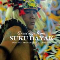 My Jungle Trip to Suku DAYAK (part 1)