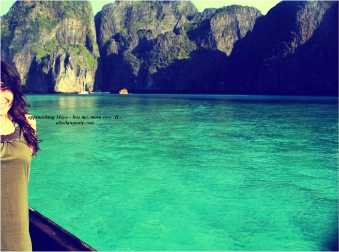 Travel ke Maya Beach