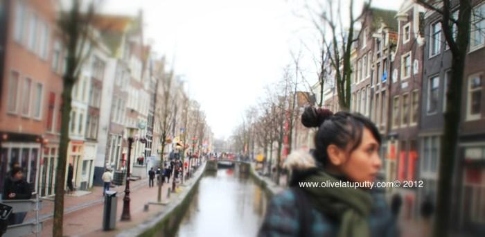 jalan di amsterdam the sin city