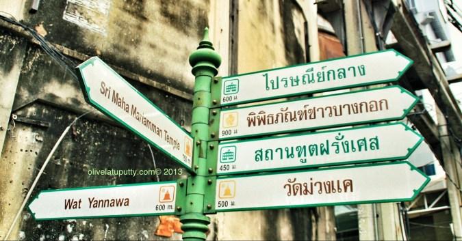 ngapain aja di bangkok