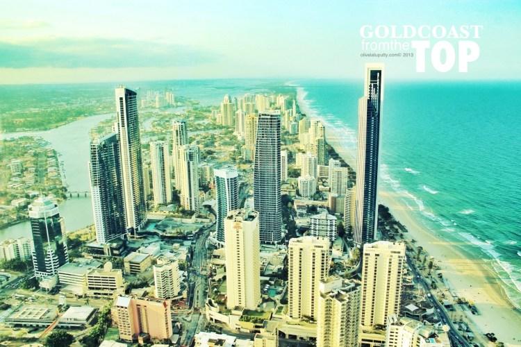 naik ke skypoint GoldCoast