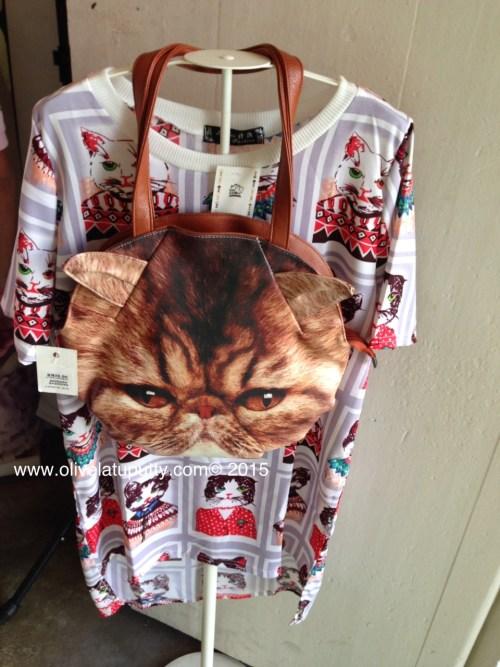 kafe kucing di penang