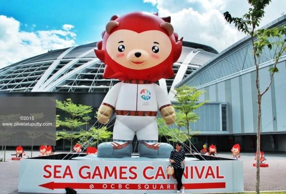 menonton sea games live
