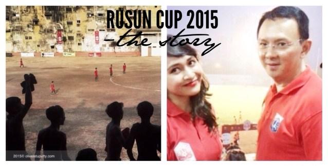 sepakbola rumah susun rusun cup