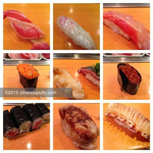 sushi terenak di jepang