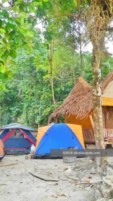 liburan di pulau emas Padang