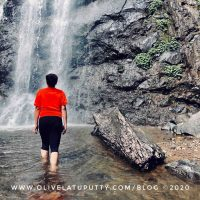 Berburu Air Terjun ke Curug Cibareubeuy Subang