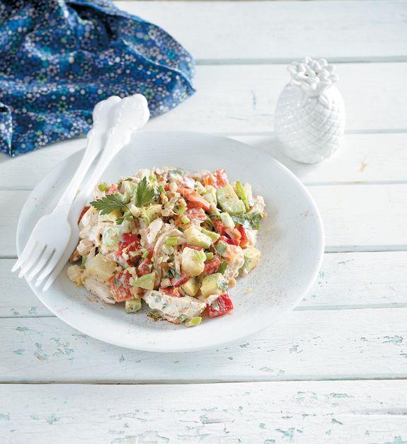 salata me kotopoulo IMG_0051