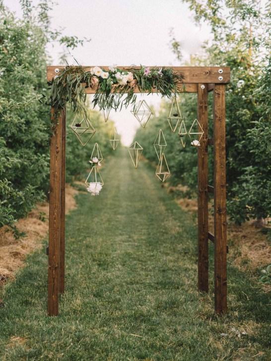 Geometric Wedding Ideas | Olive Photography Toronto