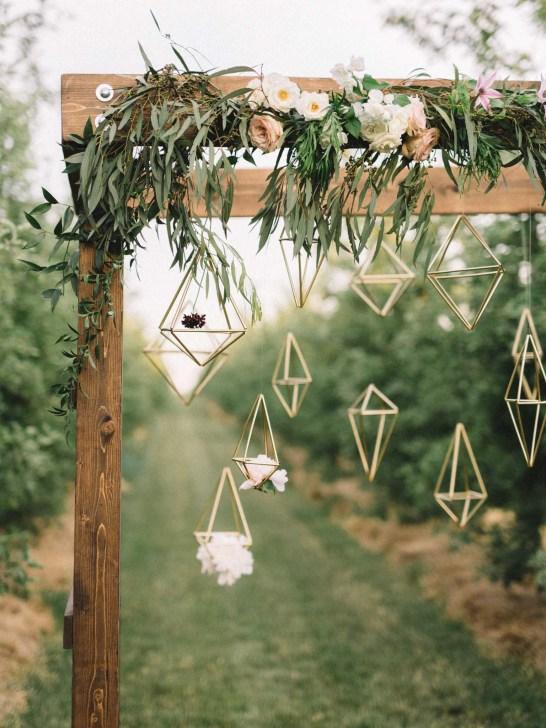 Geometric Wedding Ideas   Olive Photography Toronto