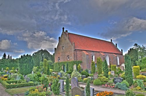 Nikolaikirche von asßen