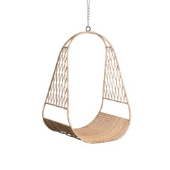 Hanging Chair Next Folding Picnic Table And Chairs Tesco Miroco Rattan Swing Oliver Bonas