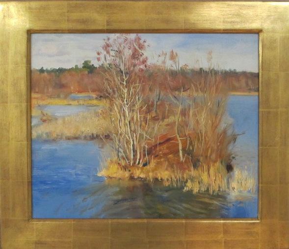 Custom Landscape Picture Framing Examples Oliver