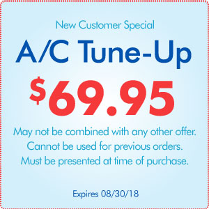 A/C Tune-Up Special