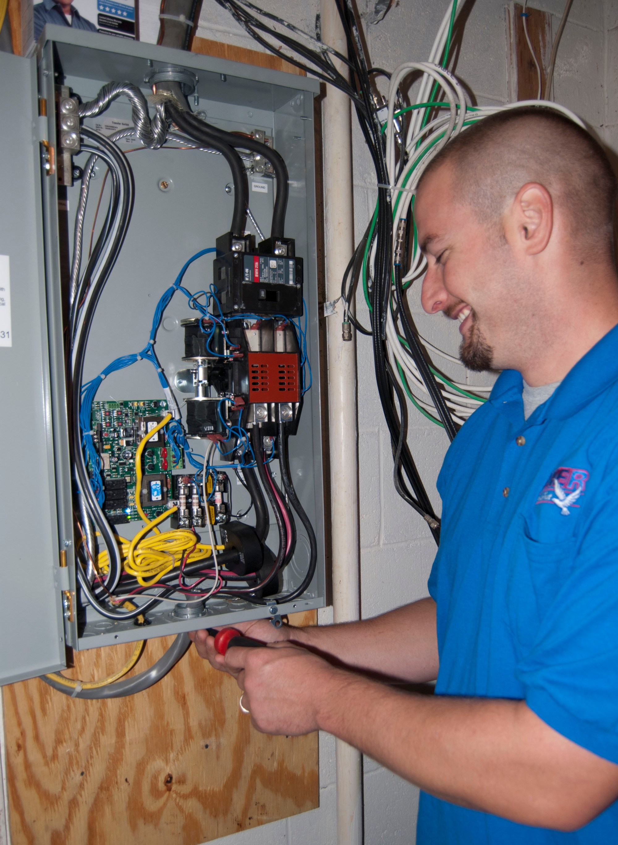 Electrical Repair Services | Oliver Heating, Cooling & Plumbing