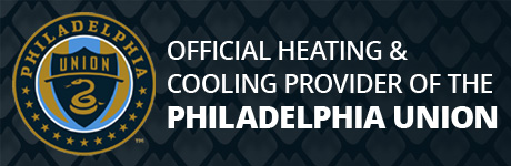 Official Heating & Cooling Provider of the Philadelphia Union
