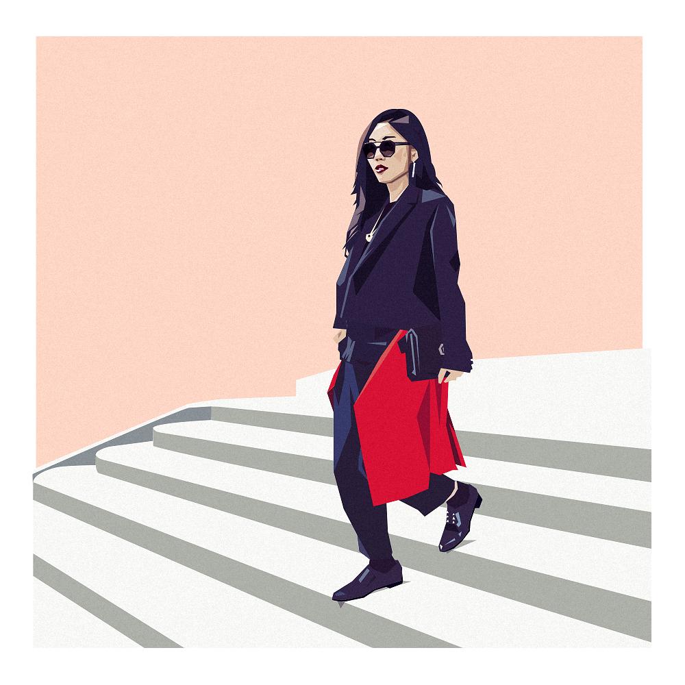 Eliana Kuo Illustration