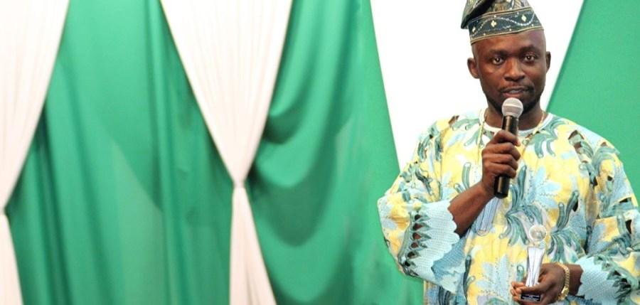 Oliver Oscar Mbamara receives Nigeria Centenary award in the USA