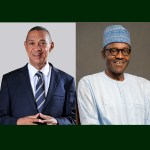 Ben Murray Bruce And Muhammadu Buhari