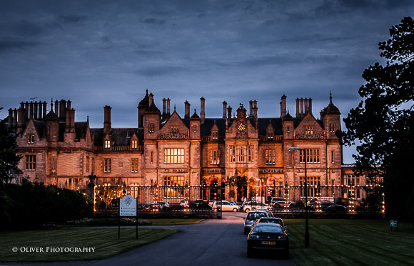 Stoke Rochford Hall  A Victorian Mansion for Your Wedding