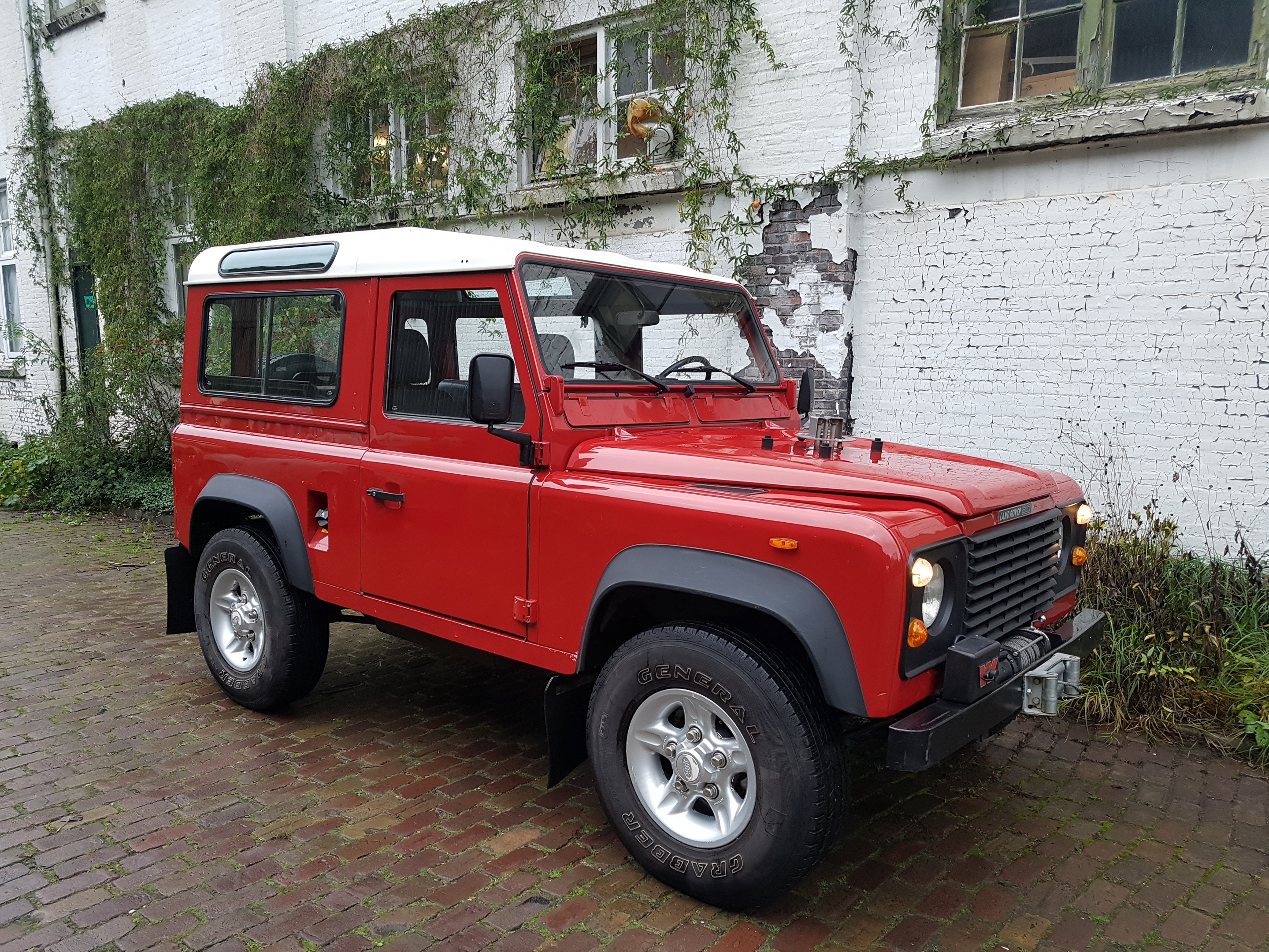 land rover Archives Olivers Classics