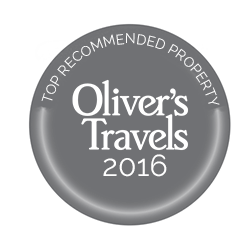 Oliver's Travels - Top Recommended Property 2016