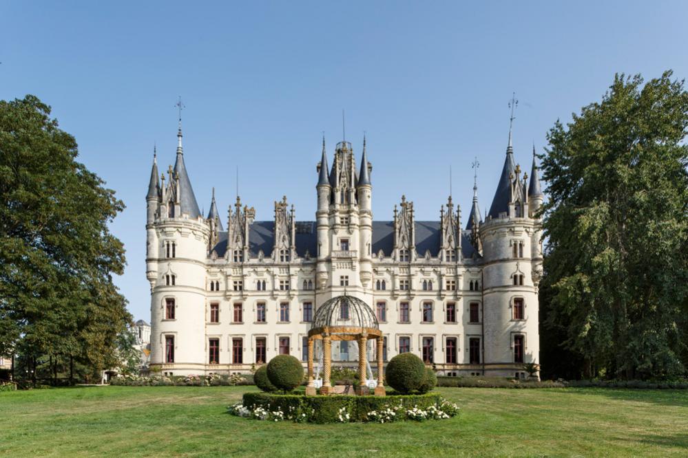 Chateau Des Joyaux Loire Valley Oliver S Travels