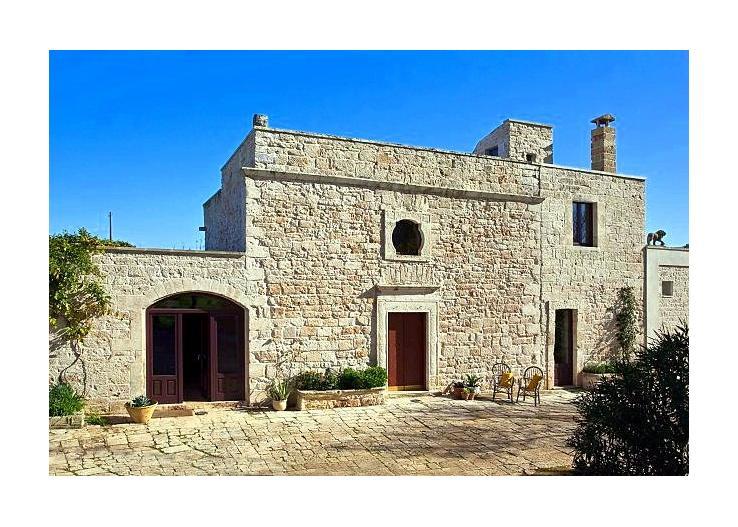 Villa San Michele Puglia  Olivers Travels