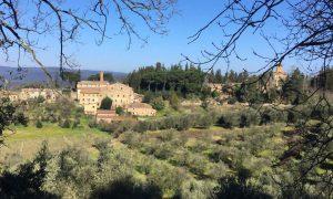 L'antico borgo di Montepescini