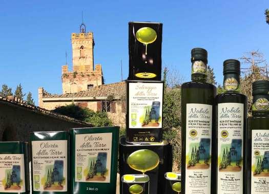 Unser Olivenöl-Sortiment