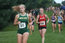Olivet College Cross Country