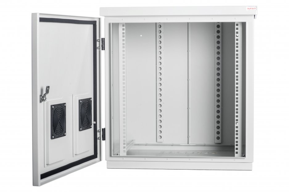 Outdoor WallMount Cabinets  Olirack  Products Catalog