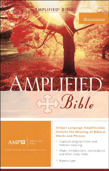 Amplified Bible Classic Edition AMPC For The Olive Tree