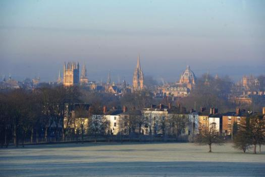 Oxford Dreaming Spires