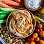 How To Assemble A Crudite Platter Olivia S Cuisine