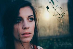 Photo - Portrait de Margot Davy réalisé à Lyon