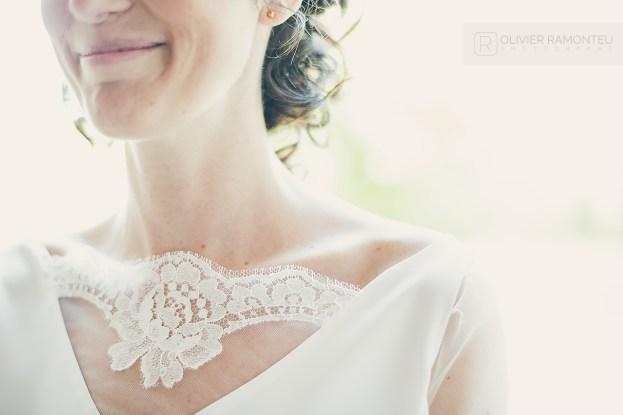 photographie mariage préparatifs de la mariée