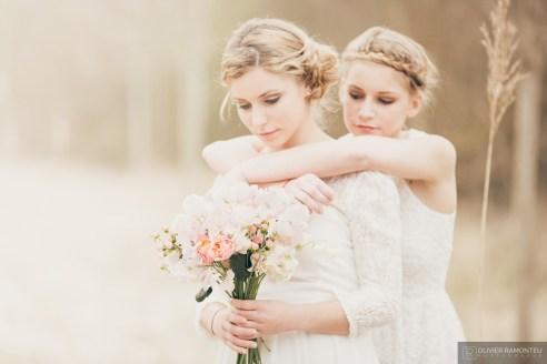 photos publicitaires fleuriste