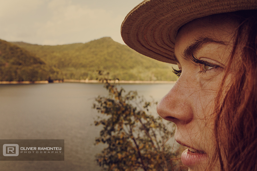 photo de roumanie, lac
