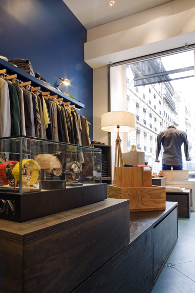 Concept Store ROXAN Paris Olivier Chabaud Architecte
