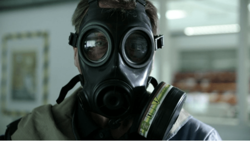 The wind of chemical warfare