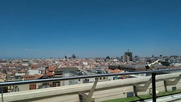 Las mil vistas de Madrid